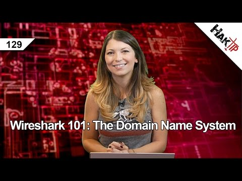Wireshark 101: The Domain Name System, HakTip 129