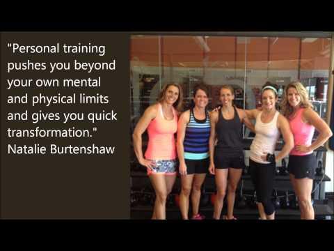 Fit Girls Personal Training Testimonial about Steve Gardner