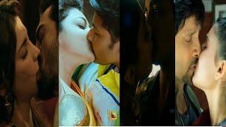 LIPLOCKS SAMANTHA VS KAJAL AGARWAL VS SHRUTHI HASAN VS SHRIYA SARAN