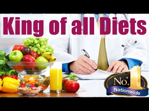 #1 DIET Awarded : Best Natural Way to Cure Hypertension, Diabetes & Prolong Life (ENG) Dr.Education