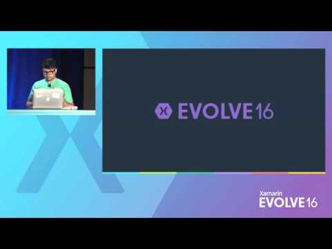 Xamarin Evolve 2016: Create Stunning Apps with the Xamarin Designer for iOS – Alex Corrado
