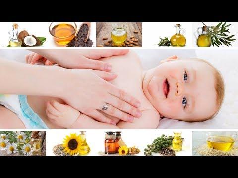 10 Best Baby Massage Oil For Strong Bones & skin | शिशु मालिश तेल | Best Baby Massage Oils