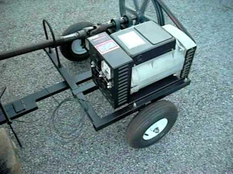 Homemade PTO Generator