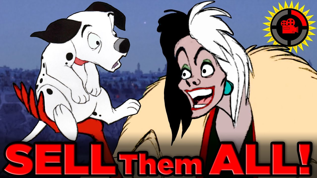 Film Theory: Was Cruella ACTUALLY Wrong? (101 Dalmatians)