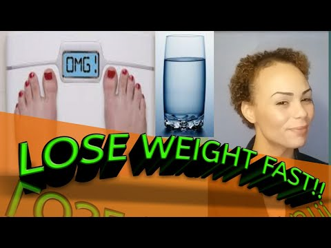 WATER FASTING| How I Lost 40 Pounds!!!