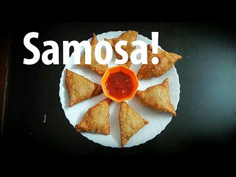 Samosa   சமோசா   samosa recipe in Tamil