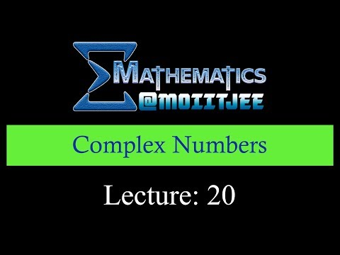 Nth Root of Unity in Hindi | Complex Numbers | Lecture-20