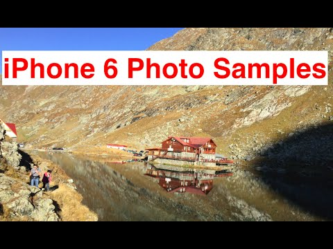 iPhone 6 Photo Samples