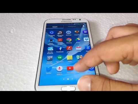 Android Revolution HD 20.1 Custom ROM for Galaxy Note 2 N7100 [Quick Review]