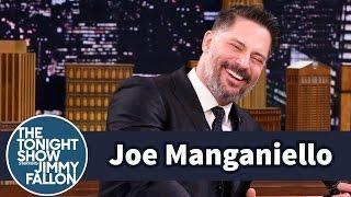 Joe Manganiello Does Impressions of Pee-wee Herman, Kermit the Frog and Arnold Schwarzenegger