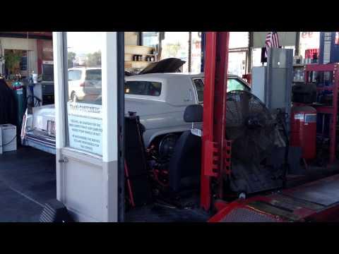 Caddy: California Emissions Testing Day