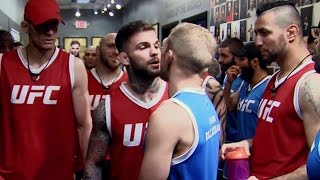 Cody Garbrandt goes after T.J. Dillashaw   THE ULTIMATE FIGHTER