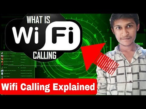 What is Wifi Calling Explained in Telugu by Vinod Vinnu || Calls over WiFi? Benefits?