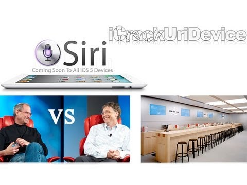 Siri Port For All iDevices, Steve Jobs' And Bill Gates' Relationship, iPhone 4S Cost Analysis & More