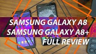 Samsung Galaxy A8 and Samsung Galaxy A8+ Review