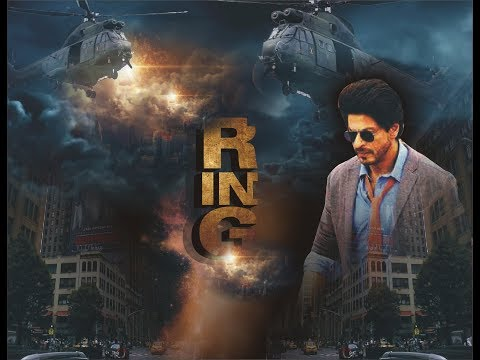 Sharukh Khan New movie Ring Poster