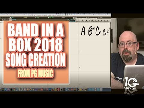 Band in a Box 2018 Review