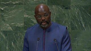 🇱🇷 Liberia - President Addresses General Debate, 73rd Session
