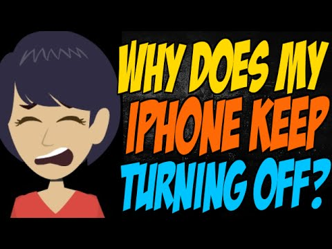 Why Does My iPhone Keep Turning Off?