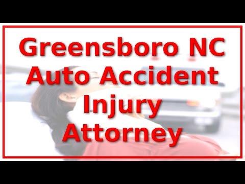 Personal Injury Lawyer Greensboro NC - Call 888-641-3318 - Vehicle Injury Sufferers ONLY!