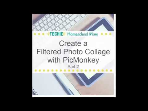Create a Filtered Photo Collage with PicMonkey: Part 2
