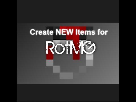 Creating Custom Items in RotMG Private Server   iObsidian