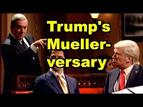 Trump's Mueller-versary - Alec Baldwin, Bernie Sanders  & MORE! LV Sunday LIVE Clip Roundup 265