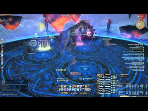 Hover Hand - Second Coil of Bahamut Turn 4 - Final Fantasy XIV