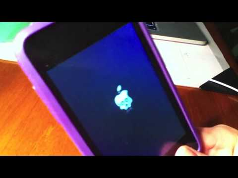 How to jailbreak an iPod Touch 2g/3g (MC) on 4.2.1 using GreenPois0n!
