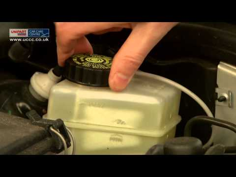 How to Top up Brake Fluid - Video Guide
