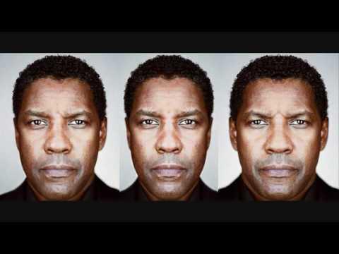 Denzel Washington Facial Symmetry