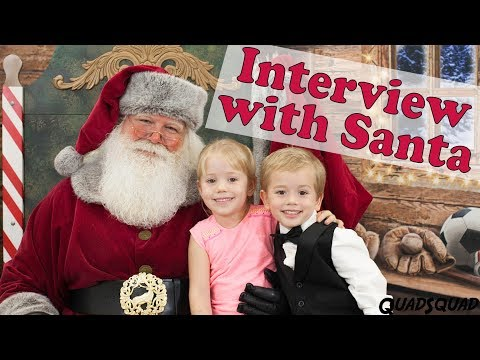 Santa Claus, Elves, Reindeer and the North Pole - All Your Questions Answered!
