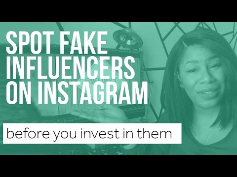 How to Know If Someone's Instagram Followers Are Real Before You Pay Them