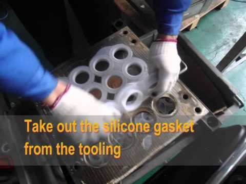 How to produce silicone gasket?