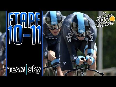 Tour de France 2015 | Team Sky | Etape 10 & 11