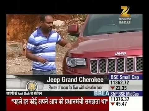 Jeep planning to re-entre Indian market with Jeep Grand Cherokee Overland 4x4