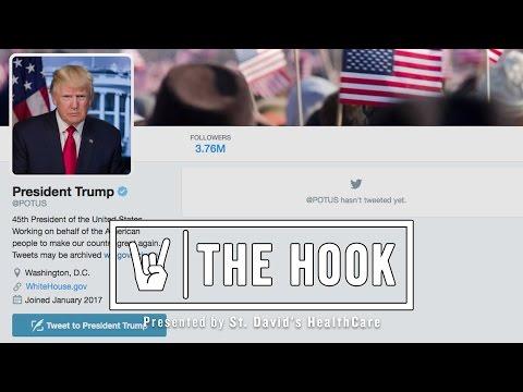 The Hook: UT Dives Deep Into the President's Social Media