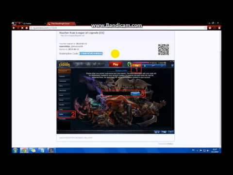 How to get FREE GAREN DREADKNIGHT SKIN on League Of Legends (100% working UPDATED AUGUST) !!!