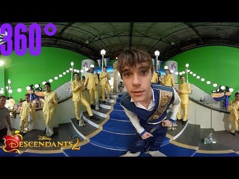 You and Me Part 1 BTS | 360° | Descendants 2