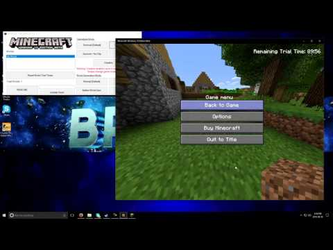 How to get Minecraft Windows 10 Beta for Free! (Unlimited Trial, Creative, Neather Worlds, Fly Mode)