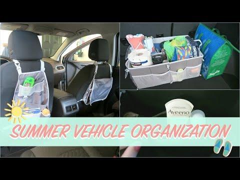 Organization   Summer Vehicle Prep