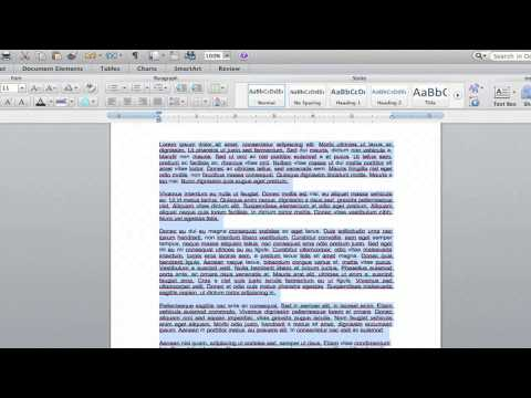 How to Create Fancy Borders in Microsoft Word : Microsoft Word Basics