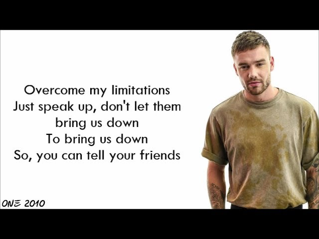 Liam Payne - Tell Your Friends