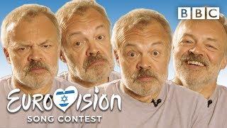 SAVAGE 😂 Graham Norton reacts to Eurovision 2019 - BBC