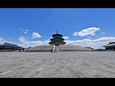 Beijing Travel Guide - Temple of Heaven HD (English Subtitle)