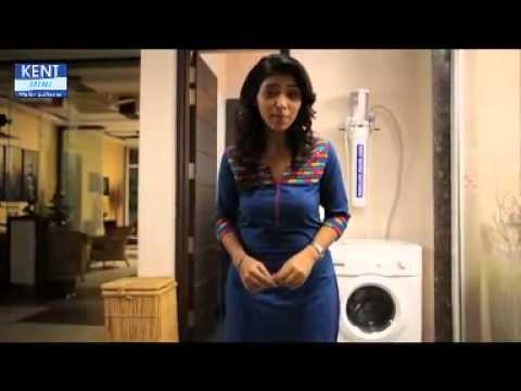Hard Water Effects: Best Mini Water Softener | Kent Demo Video - English