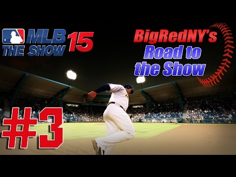 MLB 15 The Show PS4 Road To The Show - Ep. 3 -