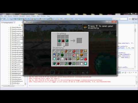 Tanky53's Craftable XP Bottle Mod for Minecraft 1.3.2!