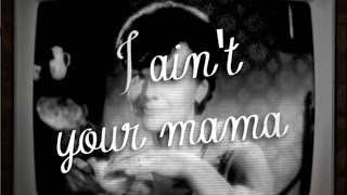 Jennifer Lopez - Ain't Your Mama (Lyric Video)