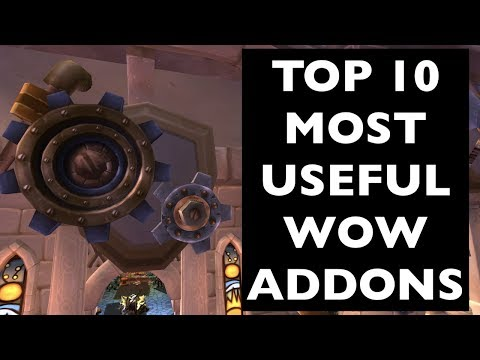 Top 10 Most Useful WoW Addons | WoW Guide